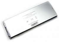 "Apple A1185 White 10.8v 5000mAH Macbook 13"" Batteri"